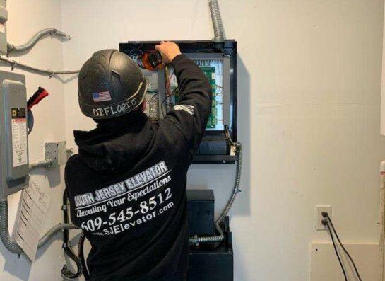 Elevator Modernization in Longport NJ