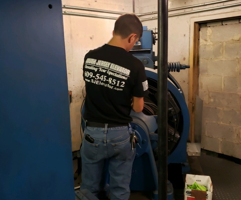 South Jersey Elevator Helps Keep Big Budget Film on Schedule